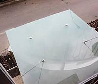 Стеклянный навес, фото 1