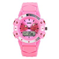 Спортивные женские часы SKMEI EASY 0821 ROSE