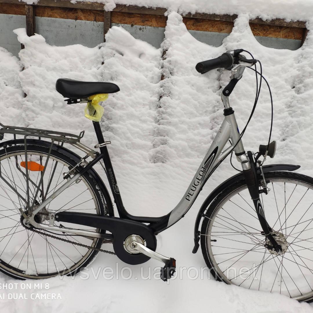 Велосипед PEUGEOT CORONA 28 планитарка shimano 7 скоростей