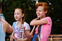 Квест для детей на день Рождения в Киеве от Склянка мрiй