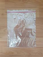 Пакеты с замком zip-lock 180х250 100 шт/уп универсальные, фото 1