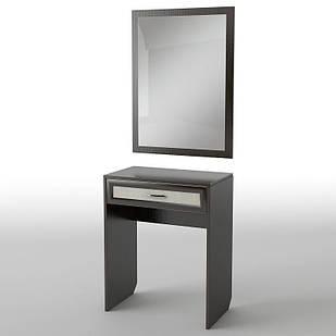 Туалетний будуарний столик з ДСП/МДФ в спальню БС-28 Тіса меблі