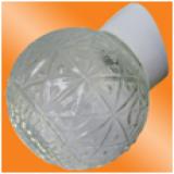 Светильник НББ 64-60-080 наклон. Ребус прозрачный