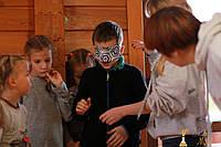 Квест для детей на дому в Киеве от Склянка мрiй