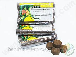 Таблетки из биогумуса и торфа «Гумитар» (30 таблеток)