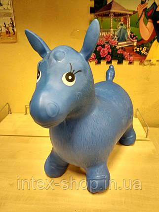 Прыгуны-лошадки BAMBI (MS 0001) (Синий), фото 2