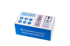 Вызывная панель SEVEN CP-7505 FHD Black, фото 2