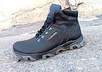 Зимние кожаные мужские ботинки Columbia 40-45, фото 1