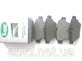 Колодки гальмівні задні Geely Emgrand 7 (EC7) (Джилі Емгранд EC7)