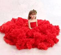 Детское платье Облако.