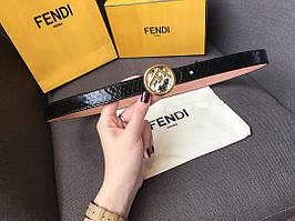 Жіночий ремінь від Fendi