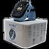 Детские GPS часы MYOX MX-55B с фонариком голубые