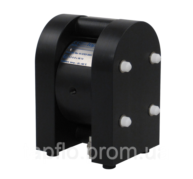 Пластиковый мембранный насос TAPFLO - TXR 20 PTT (Швеция)