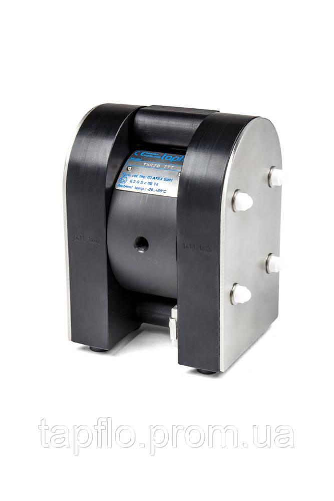 Пластиковый мембранный насос TAPFLO - TXR 20 TTT (Швеция)