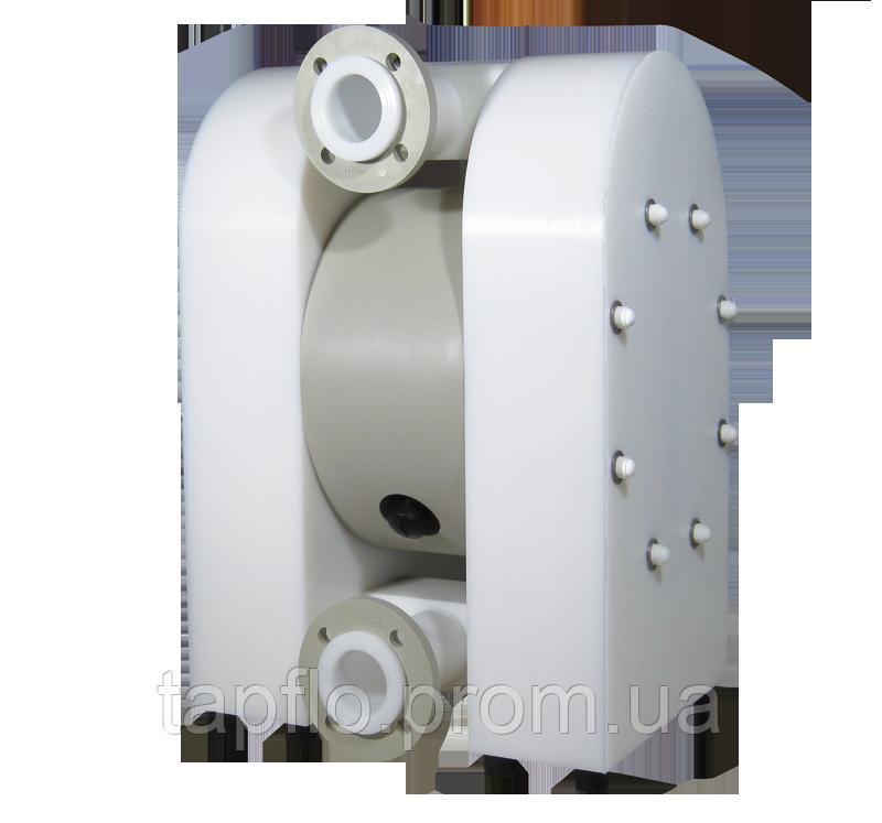 Пластиковый мембранный насос TAPFLO - T 400 PTT (Швеция)