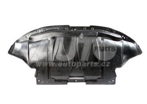 Защита двигателя передняя  пластиковая  SuperB дизель (до номера кузова  3U-39100 448)