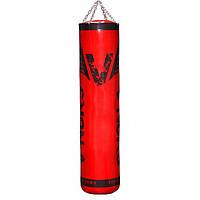 Боксерский мешок V`Noks Gel Red 1.5 м, 50-60 кг (Винокс)