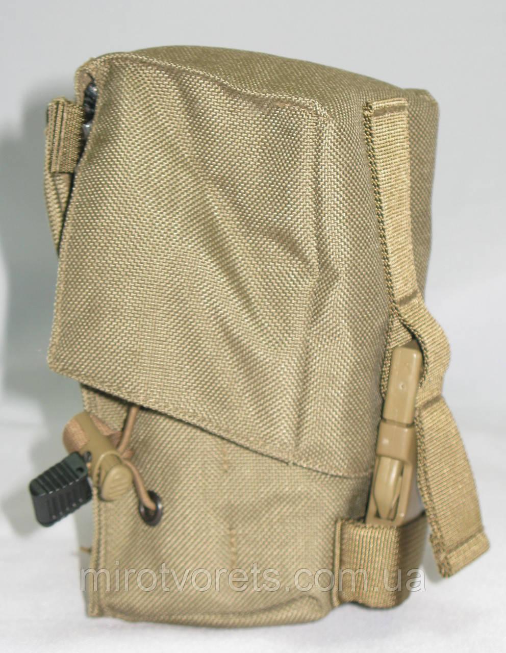 Подсумок армейский для рации и амуниции.