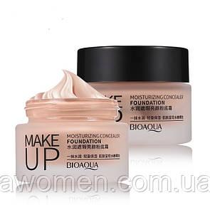 Корректирующий консилер основа Bioaqua Makeup 50 g №1 (Natural)