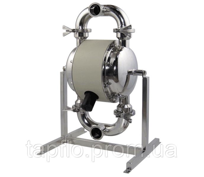 Нержавеющая сталь, мембранный насос TAPFLO - T 425 SES (Швеция)
