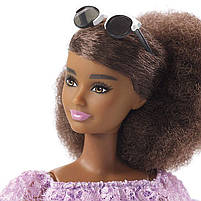 Кукла Barbie Fashionistas Модница Афро-брюнетка Темнокожая FJF53, фото 3