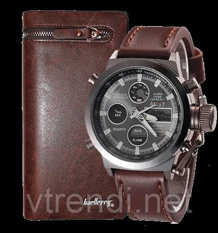 Портмоне baellerry italia часы в подарок наручные часы шоссе энтузиастов