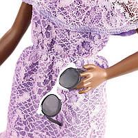 Кукла Barbie Fashionistas Модница Афро-брюнетка Темнокожая FJF53, фото 4