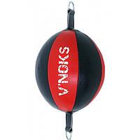 Боксерская груша на растяжке V`Noks Potente с резиновым жгутом (Винокс), фото 1