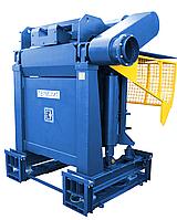 Индукционные плавильные печи серии ИТПЭ от 10 кг до 3000 кг.