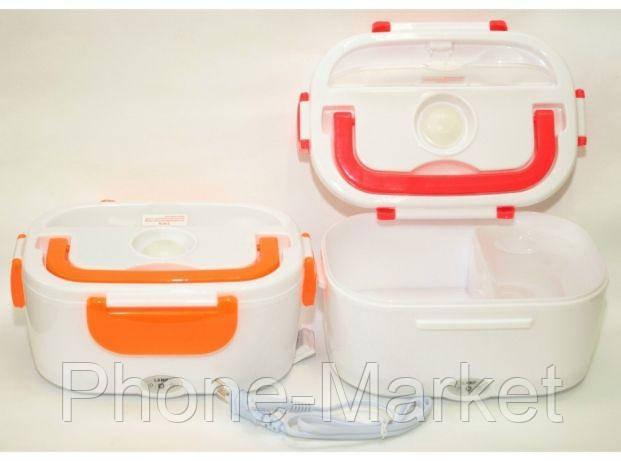 Ланчбокс Пищевой контейнер с подогревом, питание от сети (220V) 1,05 L