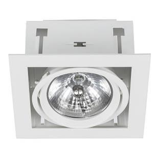 Вбудовуваний світильник Downlight I white 6452 Nowodvorski