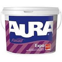 Aura fasad expo. Краска для стен. (Акриловая)