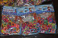 Резинки для плетения браслетов + инструмент