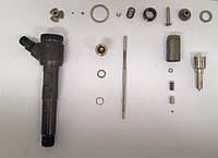 Ремонт форсунок Common Rail Bosch Delphi Denso