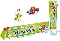 Зубна паста дитяча Forest Berries 50мл Mega Mint Kids