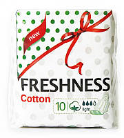 Прокладки Freshness Light SOFT (10шт.в уп.) 0712