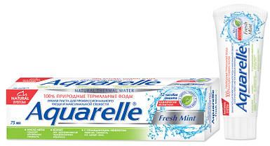 Зубна паста Aquarelle  Fresh Mint 75мл
