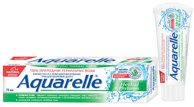 Зубна паста Aquarelle Herbal+Phytomix 75мл