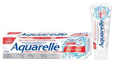 Зубна паста Aquarelle  Total Care 75мл