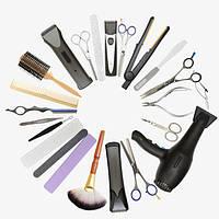 Техника и инструмент для парикмахера