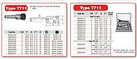 Патрон цанговый 7711-5-ER32. Патрон цанговый конус морзе 5
