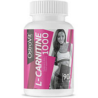 Жиросжигатель OstroVit  L-Carnitine 1000 (90 таблеток)
