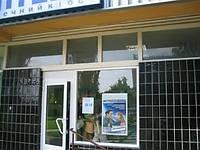 Реклама внутри лечебных учереждений Киева, Украины.