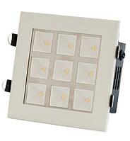 Светильник напольный светодиодный CFQ-LED 10 9x1W