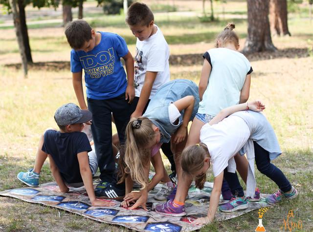 фото квест для детей на праздник