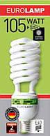 Лампа энергосберегающая Eurolamp Spiral 105W E40 4100K