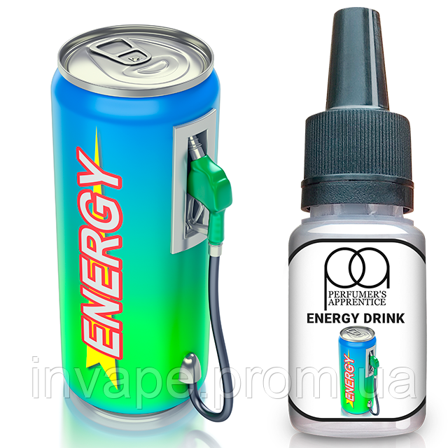Ароматизатор TPA Energy Drink (Энергетический Напиток) 5мл