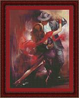 Набор для вышивки крестом Tango El Choclo Ю 0402