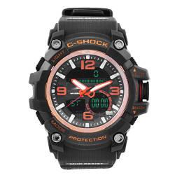 Часы наручные C-SHOCK GG-1000 Black-Orange Box