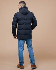 Braggart Youth | Куртка зимняя 25280 синяя, фото 3
